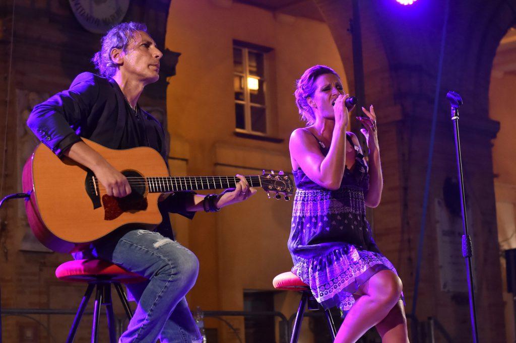 Live tour Annalisa Minetti