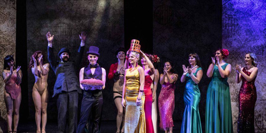 Roma Caput Mundi Burlesque Award