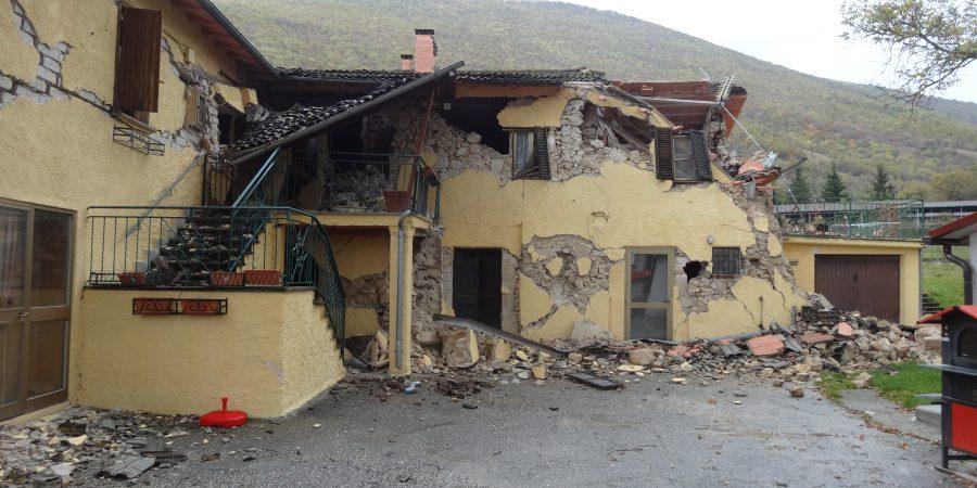 anniversario terremoto ottobre